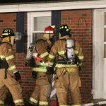 Hossler Rd. Dwelling fire